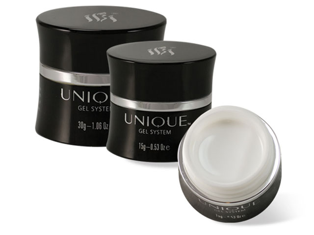UNIQUE Builder White Gel