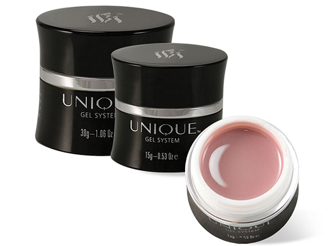 UNIQUE Builder Opaque Flesh Gel
